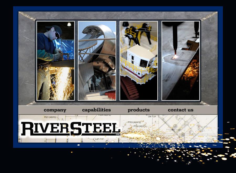 RiverSteel_homepage