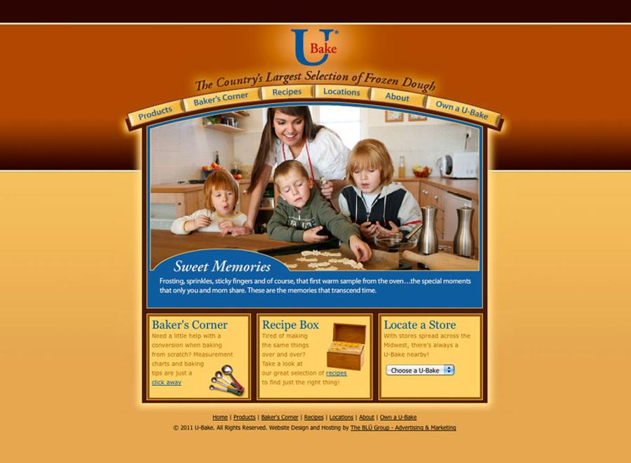 UBake_homepage